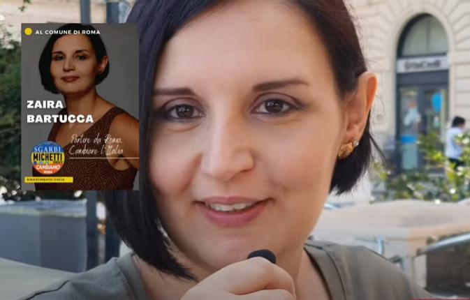 Amministrative Roma | Elezioni comunali 3-4 ottobre i candidati al Comune nella lista Rinascimento Sgarbi a supporto di Michetti sindaco